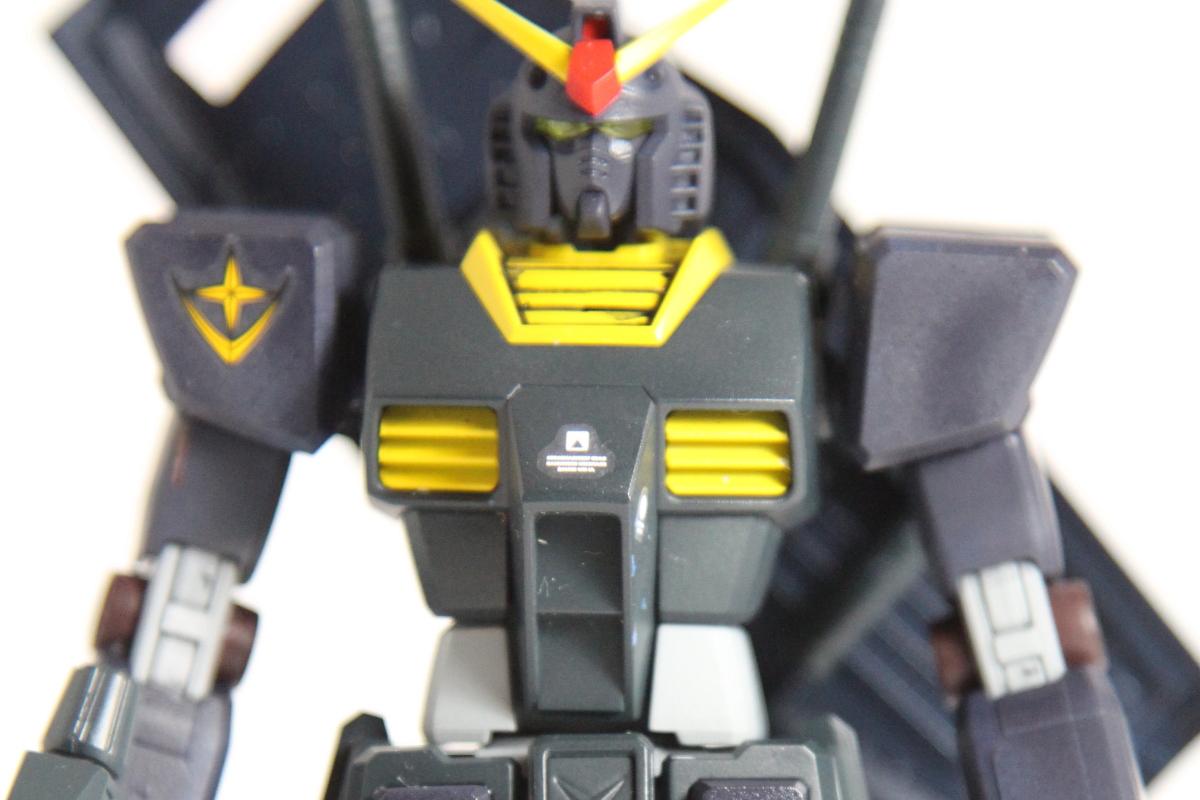 【HGUC】RX-78-2 ガンダム(デカール挑戦したらとってもいい感じ)