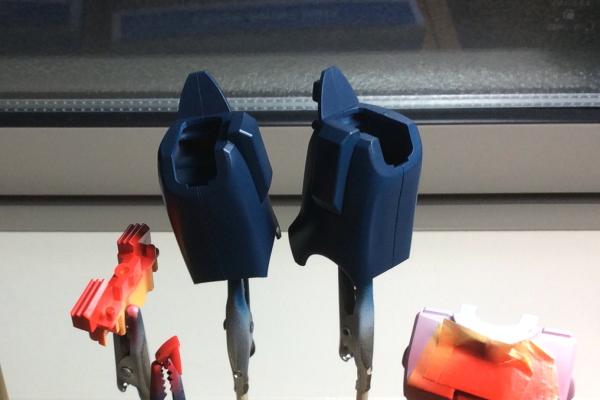 【HGUC】RX-77-2 ガンキャノン(思い通りの色に。。。)