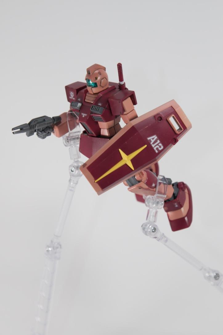 【HGUC】RGM-79 GM (完成、3倍強いらしい。。。?)