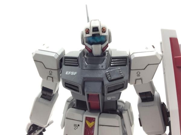 【HGUC】RGM-79D ジム寒冷地仕様(完成!)