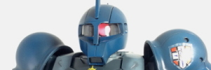 【MG】MS-05B ZAKUI RAMBA RAL'S CUSTOM