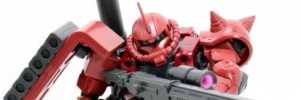 【HGTO】MS-06S CHAR'S ZAKUⅡ