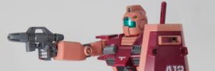 【HGUC】RGM-79 GM