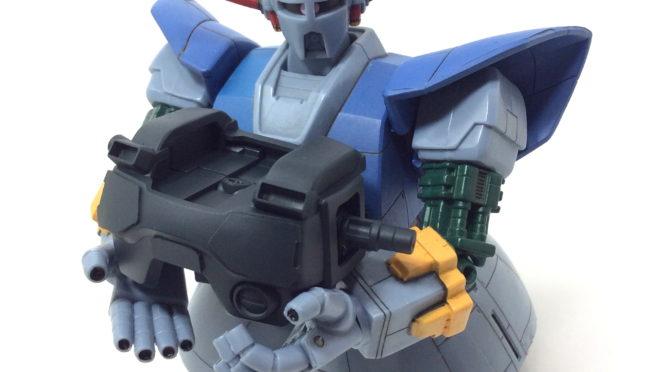 【HGUC】MS-09/MS-09R リックドム(MAX塗り、その1)