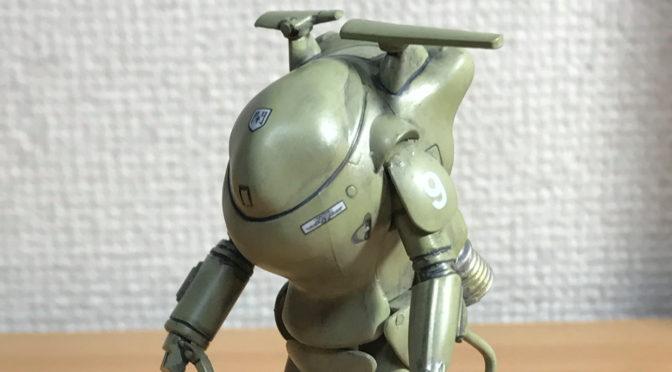 【番外編】35GACHA-NEN スネーク・アイ(お手軽完成)