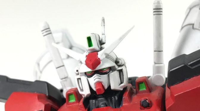 【HGUC】RX-78GP01Fb ゼラフィンサス (露出補正で撮り直し。。。)
