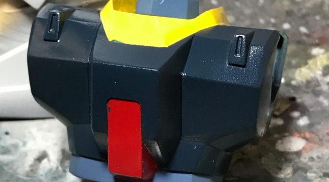 【旧キット】 RX-178 ガンダムMK2 (久しぶりのマスキング。。。)