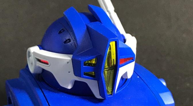 【VOLKS】VR-MAXIMA ゼルベリオス(カメラアイをキラキラにしよう。。。)