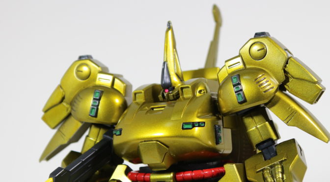 【HGUC】ジ・O(平成最後の完成品。。。)