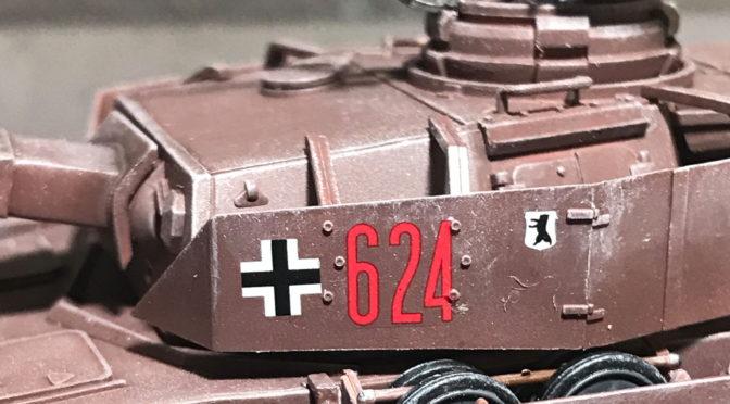【タミヤ MMシリーズ 1/48】ドイツIV号戦車H型(完成。。。シュルツェン・コンパチ仕様。。。)
