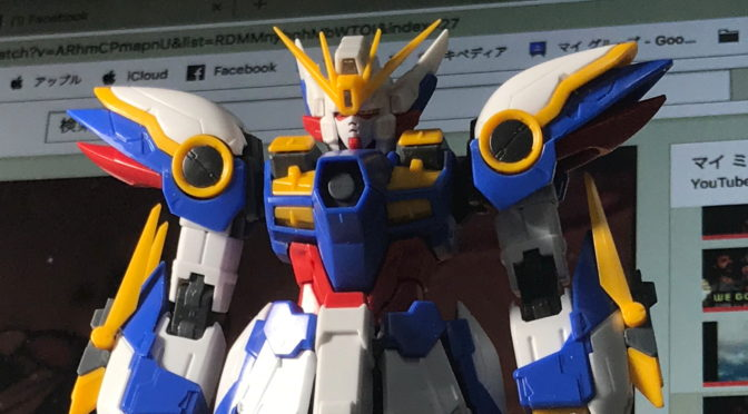 [RG] XXXG-01W Wing Gundam EW (RG series made for the first time …)