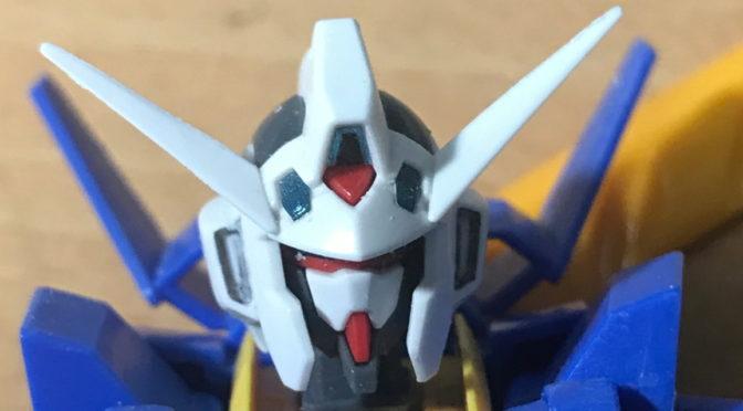 【HGGA】ガンダムAGE-2 NORMAL(その1:ぱち組の作り直しに着手。。。)