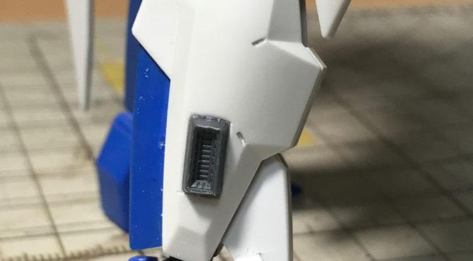 【HGGA】ガンダムAGE-2 NORMAL(その4:足にコトブキヤのパーツを追加。。。)