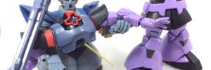 【HGUC】MS-09/MS-09R リックドム(仮組。。。)