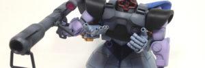 【HGUC】MS-09/MS-09R リックドム(MAX塗り、その2:動画あり)