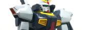 【旧キット】 RX-178 ガンダムMK2 (完成。。。ガンダムマーカーエアブラシ便利。。。)