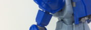 【MG】MS-05B ZAKUI RAMBA RAL'S CUSTOM ザクI ランバ・ラル専用機(古いキットって怖いっす。。。)